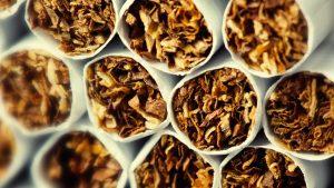 sigarette al mentolo